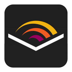 Audible books app icon