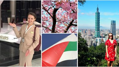 Rachel - Emirates Cabin Crew. Real-Life Stories