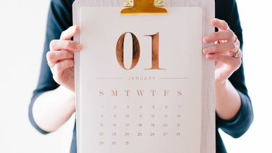 Photo of How to get started on your new career and life….and not just for January!