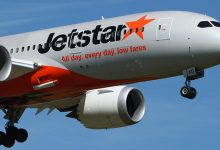 Jetstar requirements