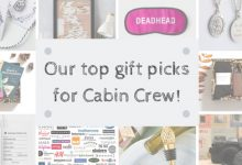 Top gift picks for cabin crew