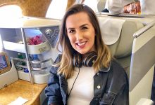 Jessica's Journey with Emirates